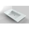 Riho Broni 80x48 cm centrális öntött márványmosdó