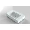 Riho Smartline 60x38 cm öntött márványmosdó