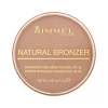 Rimmel London - Natural Bronzer Waterproof Bronzing Powder SPF15 Női dekoratív kozmetikum 026 Sun Kissed Smink 14g