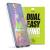 Ringke Dual Easy Wing 2x önálló portalanító képernyő védő Samsung Galaxy M51 (DWSG0015)