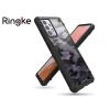 Ringke Samsung A725F Galaxy A72 4G/A726B Galaxy A72 5G ütésálló hátlap - Ringke Fusion X - camo black