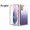 Ringke Samsung G996F Galaxy S21+ ütésálló hátlap - Ringke Fusion - clear