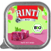 RINTI Dog Bio Alutálkás Marha150g