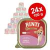 RINTI Gold Mini gazdaságos csomag 24 x 100 g - Mix: 4 fajta