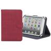 "RivaCase 3314 tablet case 8"" piros"