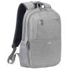 "RivaCase 7760 Laptop Backpack 15.6"" szürke"