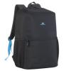 "RivaCase Notebook hátizsák, 15.6"", RIVACASE, ""Regent 8067"", fekete"