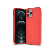 ROAR Apple iPhone 12 Pro Max szilikon hátlap - Roar All Day Full 360 - peach pink tok és táska