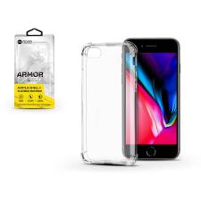 ROAR Apple iPhone 7/iPhone 8 szilikon hátlap - Roar Armor Gel - transparent tok és táska
