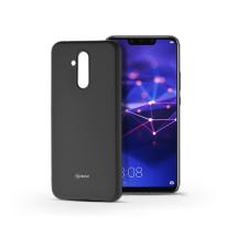 ROAR Huawei Mate 20 Lite szilikon hátlap - Roar All Day Full 360 - fekete tok és táska