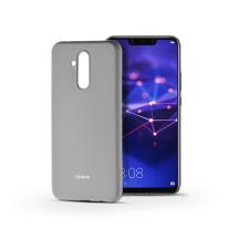 ROAR Huawei Mate 20 Lite szilikon hátlap - Roar All Day Full 360 - szürke tok és táska