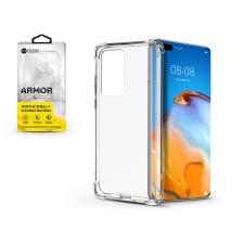 ROAR Huawei P40 szilikon hátlap - Roar Armor Gel - transparent tok és táska