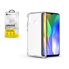 ROAR Huawei Y6p szilikon hátlap - Roar Armor Gel - transparent tok és táska
