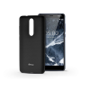 ROAR Nokia 5.1 szilikon hátlap - Roar All Day Full 360 - fekete