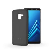 ROAR Samsung A530F Galaxy A8 (2018) szilikon hátlap - Roar All Day Full 360 - fekete tok és táska