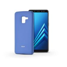 ROAR Samsung A530F Galaxy A8 (2018) szilikon hátlap - Roar All Day Full 360 - kék tok és táska