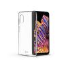 ROAR Samsung G715FN Galaxy Xcover Pro szilikon hátlap - Roar All Day Full 360 - transparent
