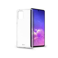 ROAR Samsung G770F Galaxy S10 Lite szilikon hátlap - Roar All Day Full 360 - transparent tok és táska