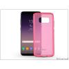 ROAR Samsung G955F Galaxy S8 Plus hátlap - Roar Bright Clear - pink