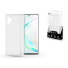 ROAR Samsung N975F Galaxy Note 10+ szilikon hátlap - Roar Carbon Armor Ultra-Light Soft Case - clear