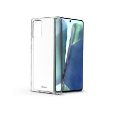 ROAR Samsung N980F Galaxy Note 20/Note 20 5G szilikon hátlap - Roar All Day Full 360 - transparent tok és táska