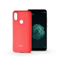 ROAR Xiaomi Mi A2 szilikon hátlap - Roar All Day Full 360 - hot pink tok és táska