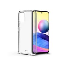 ROAR Xiaomi Redmi Note 10 5G szilikon hátlap - Roar All Day Full 360 - transparent tok és táska