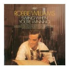 Robbie Williams - Swing When You're Winning (Cd) jazz