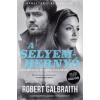 Robert Galbraith A selyemhernyó - filmes borítóval