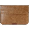 Rock MacBook Pro 12'' sleeve case tok, barna