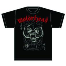 Rock Off Motorhead Playing Card Mens T Shirt: L
