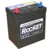 Rocket Rocket 40Ah 12V autó akkumulátor 42B19R ASIA vékonysaru bal+