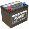 Rocket Rocket 66Ah 12V autó akkumulátor 86-710 ASIA bal+