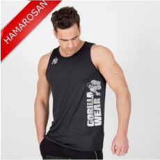 ROCKFORD TANK TOP - BLACK (BLACK) [M]