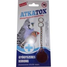 ,RODEX, RoDeX Atkatox - Parazitairtó korong madaraknak kerti dekoráció