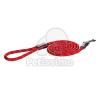 Rogz kötél póráz, piros M (HLLR09-C)