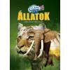 Roland Könyvkiadó Képes atlasz - Állatok, angol-magyar