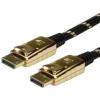 ROLINE Kábel DisplayPort Premium M/M 3.0m