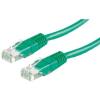 ROLINE Patch kábel UTP CAT6 2m (zöld) (21.15.1543)
