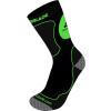 Rollerblade Kids Socks green - S