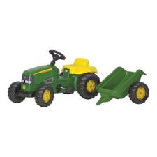 Rolly Kid John Deere pedálos traktor utánfutóval kreatív és készségfejlesztő