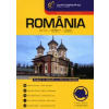 Románia / România 1 : 300 000 - Autóatlasz (külföld)