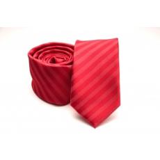 Rossini Prémium slim nyakkendõ - Piros