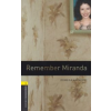 Rowena Akinyemi Remember Miranda - Oxford Bookworms Library 1 - MP3 Pack