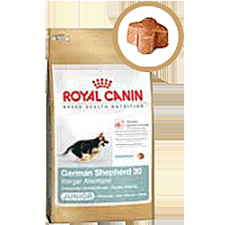 Royal Canin German Shepherd Junior 3kg kutyaeledel