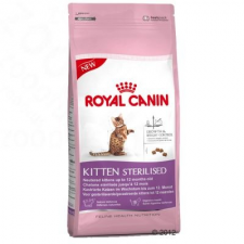 Royal Canin Kitten Sterilised - 400 g macskaeledel