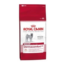 Royal Canin Medium Dermacomfort 3 kg kutyaeledel