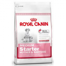 Royal Canin Medium Starter Mother&Babydog 4 kg kutyaeledel