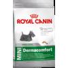 Royal Canin Mini Dermacomfort kutyatáp 2×10kg Akció!
