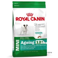 Royal Canin Size 3,5kg Royal Canin Mini Ageing 12+ száraz kutyatáp kutyaeledel